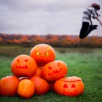 Pumpkins say Jump - #28 of #100