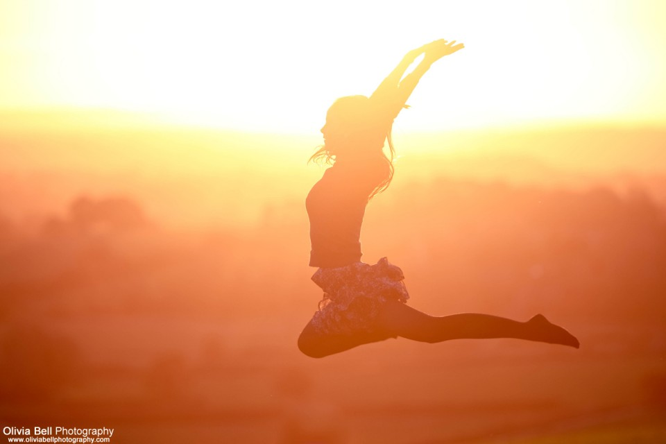 Leap, because you can... #35 of #100