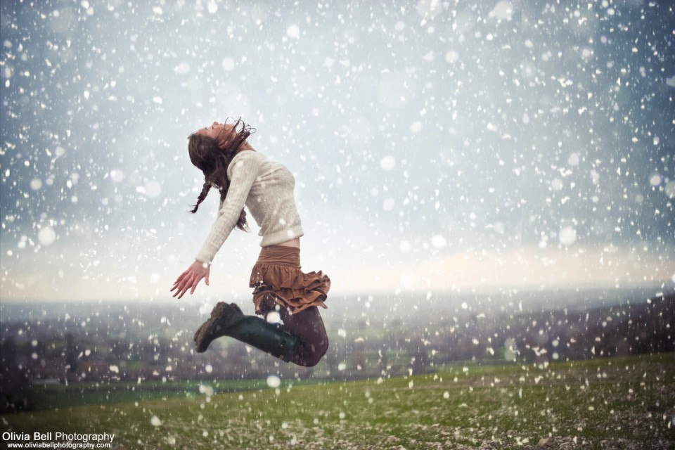 Let it Snow - Jump #41 of #100