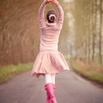 The Ballerina - Jump #64 of #100