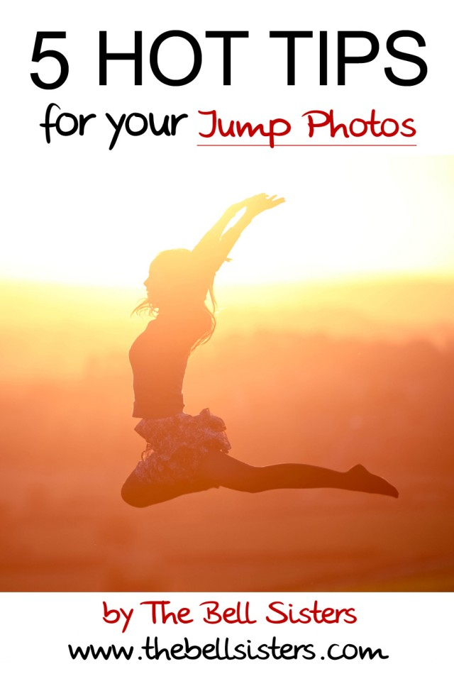 5 Hot Tips for your Jump Photographs