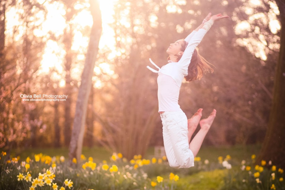 Spring into the Air - Jump #73 of #100