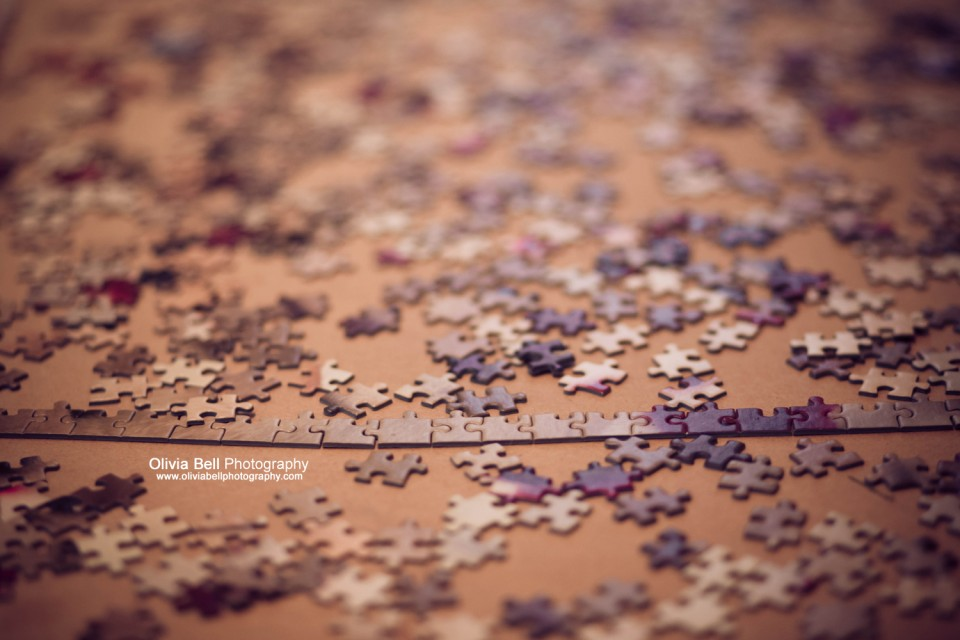 Life's Puzzle - Day 129/365