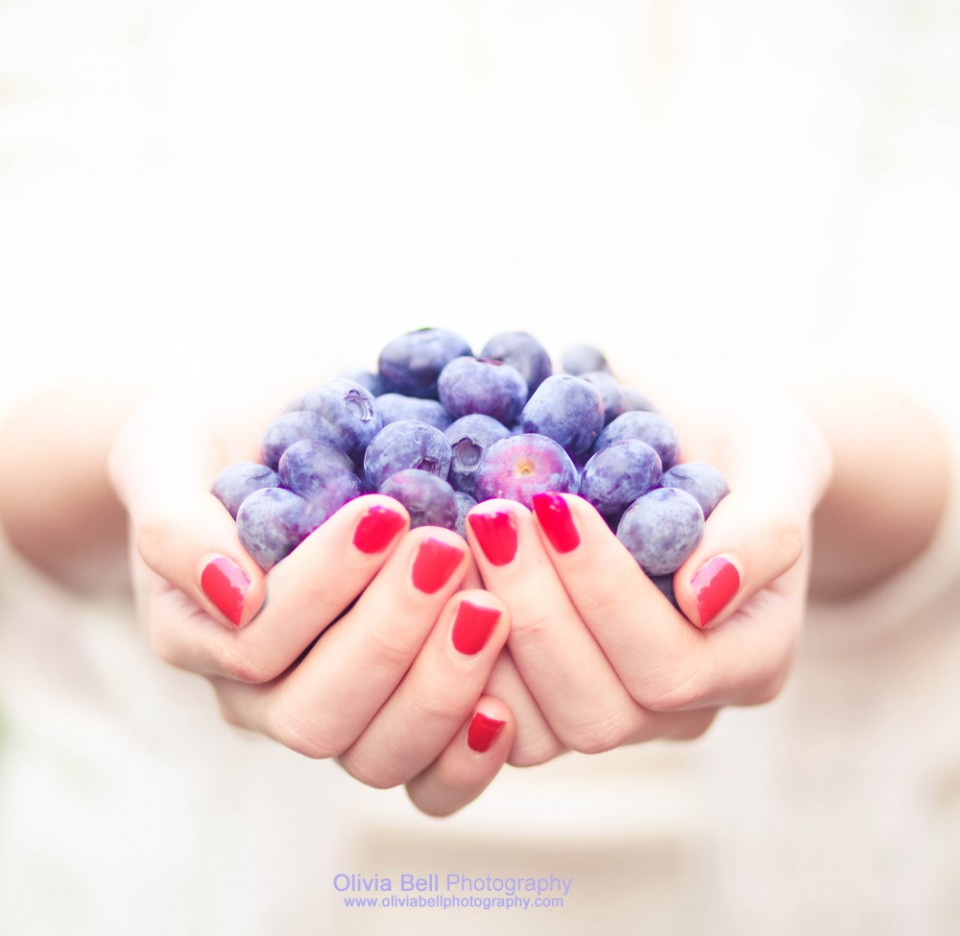 Juicy Blueberries - Day 199/365