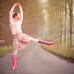 The Pink Ballerina - Jump #62 of #100